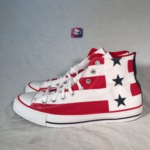 Converse All Stars Stars And Stripes